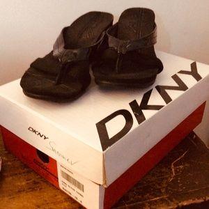 DKNY active thong